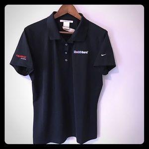 EUC Nike Golf Polo Top